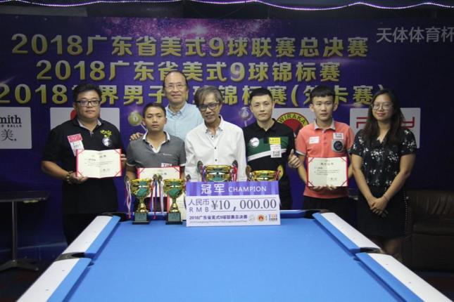 YI-Yu Chou, XiaoWen Liang, Mr. Lo Sui, Mr. Jeffrey Ng, ZhangQi Xue, ShengHua Wang, Ms. Janns Ng